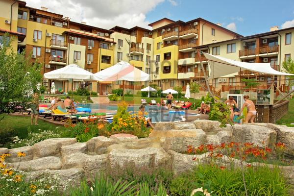 One Bedroom In Complex Garden Of Eden Real Estates In Sveti Vlas